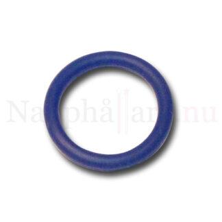 Nappring, o-ring marinblå