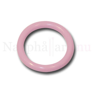 Nappring, o-ring pastellila