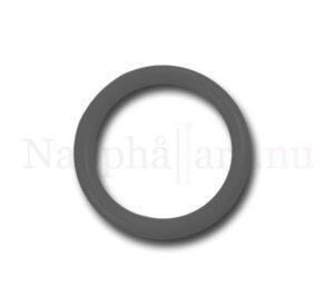 Nappring, grå o-ring till napphållare/nappband.