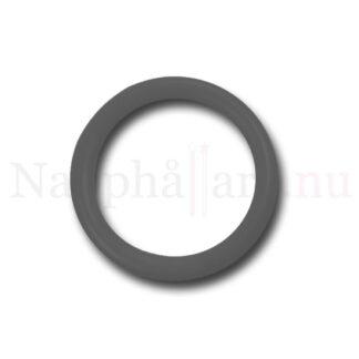Nappring, grå (transparent) o-ring